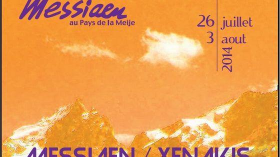 Festival Messiaen au Pays de la Meije