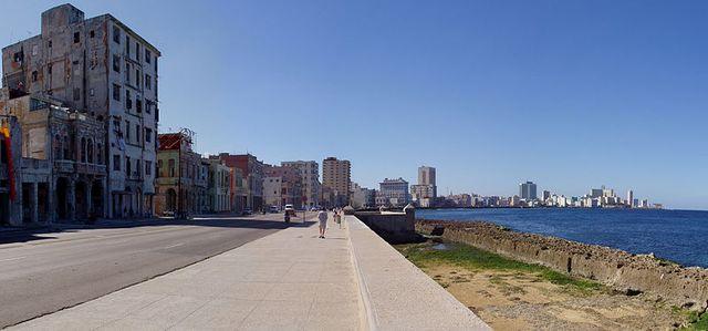 Le Malecon de la Havane