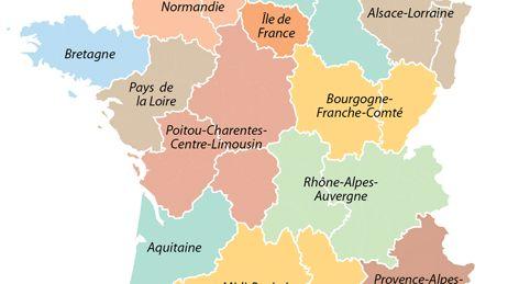 La Champagne Ardenne Et La Picardie Pour Une Seule Region