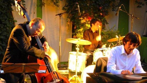 Romain Villet en trio
