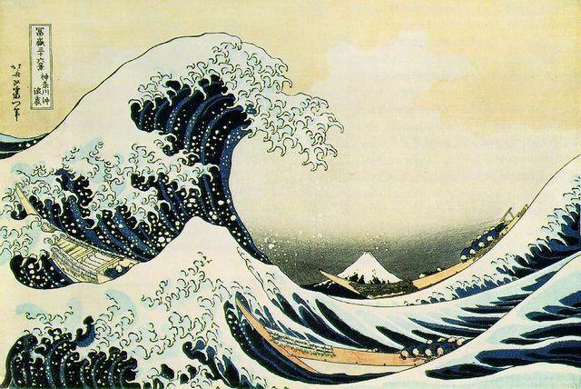 Vagues et tsunamis