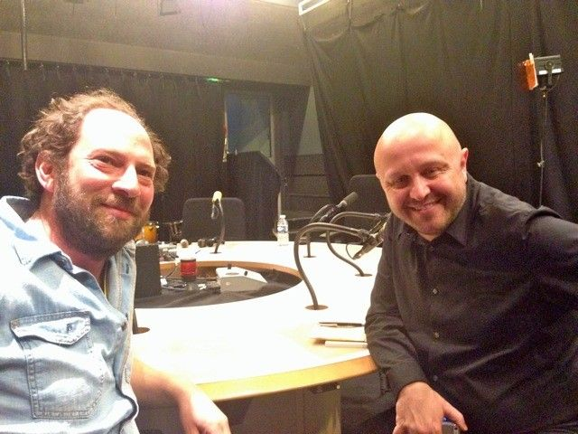 Olivier GUEZ et Stephan STREKER dans le RDV