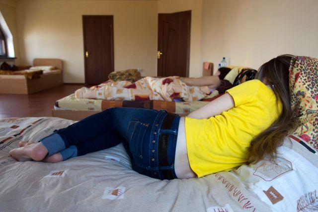 Des mères porteuses en Ukraine