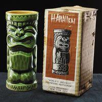 Mug from the Aloha Hut - Collection Martijn Veltman