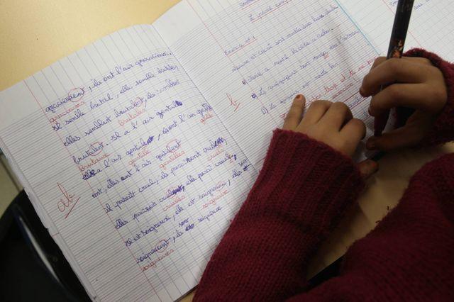 Une réforme des notes à l'école ?
