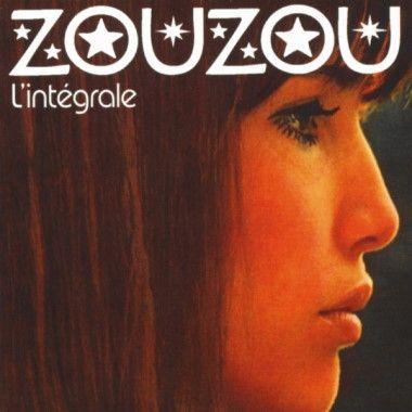 « Zouzou, l'intégrale » CD label Sony-BMG