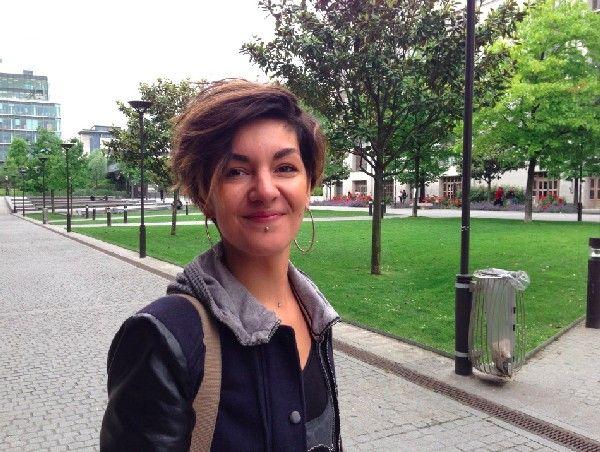 Sophie Lesoeur, étudiante en DAEU A à Paris 7
