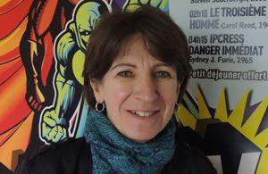 Pixel Débarquement - Isabelle Bournier, directrice culturelle et pédagogique du Mémorial de Caen