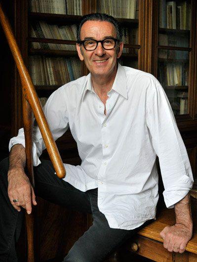 Robin Renucci, directeur des Tréteaux de France
