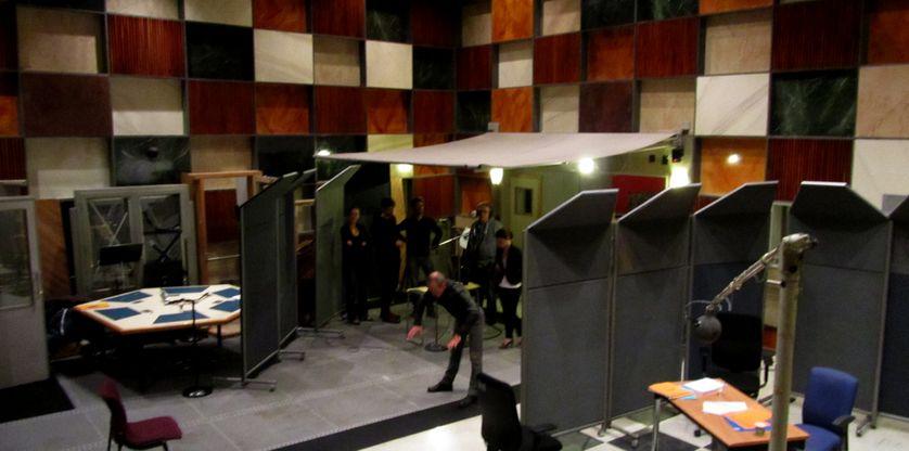 « George Kaplan » de Frédéric Sonntag au studio 114