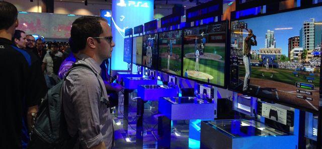 À l'E3, le jeu vidéo est roi