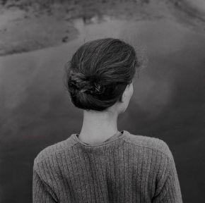 Emmet Gowin, Edith, Chincoteague Island (Virginie), 1967