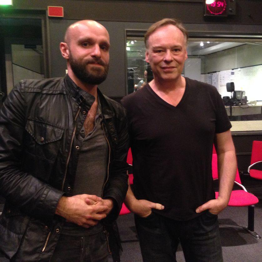 Christophe Gans et Balak