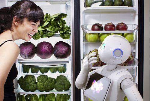 Pepper, robot humanoide