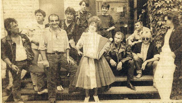 Serra, Thiefaine, Foulquier, Higelin, Guidoni, Horner, Lavilliers, Kalfon, Renaud, Personne 1989