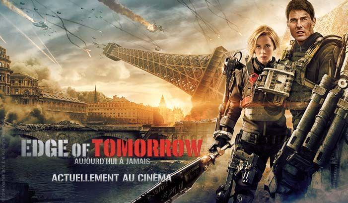 Edge of Tomorrow de Doug Liman