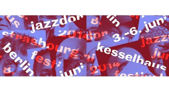 Photo - Montage logo JAZZDOR 2014