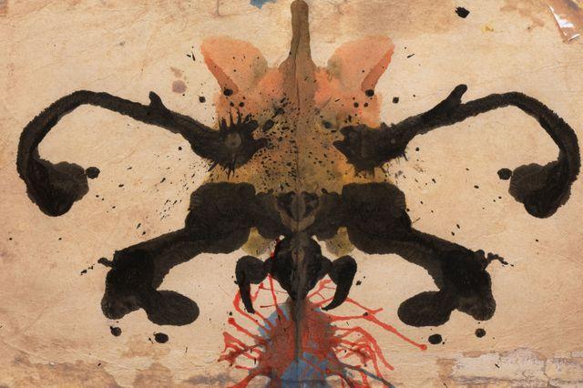 test de Rorschah pour Elina Löwensohn