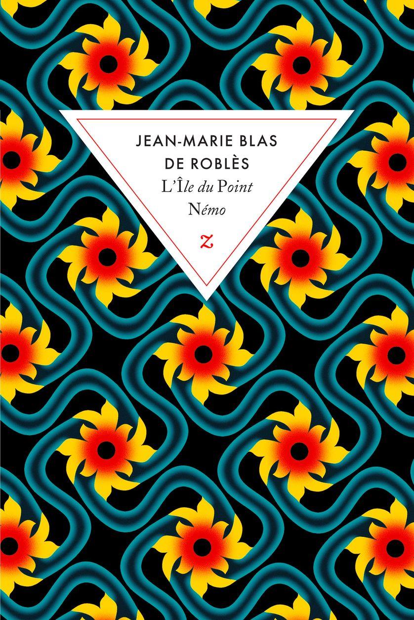 Couverture L'Île du Point Némo, Jean-Marie Blas de Roblès