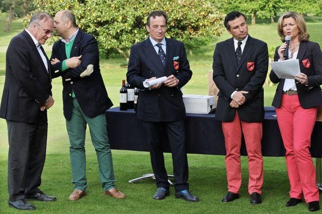 """La 15ème """"Rotary Golf Cup"""", au Golf bordelais"""