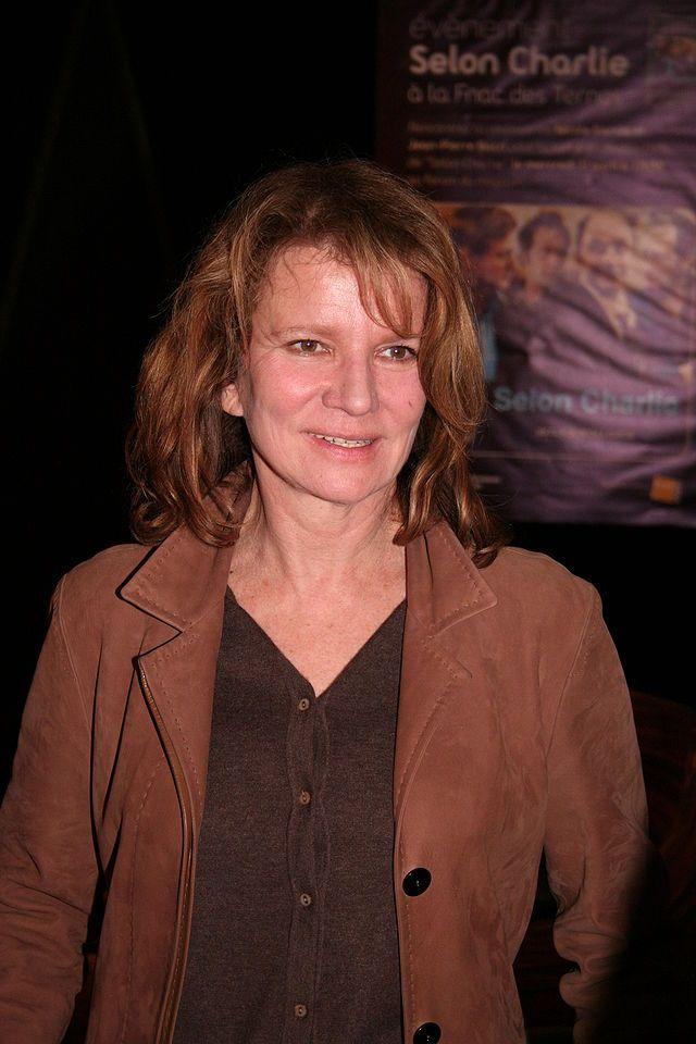 Nicole Garcia, 2007 (wikimedia)