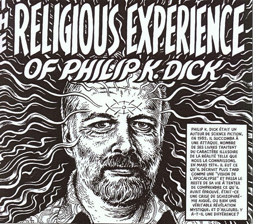 Dick vu par Robert Crumb