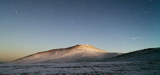 Le Very Large Telescope, au coeur de l'Atacama