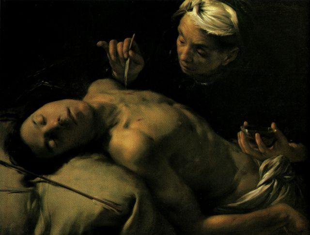 Saint Séabastien soigné par Irène, Francesco Cairo
