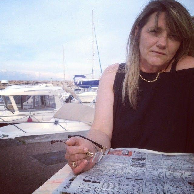 Juliette Battestini dirige la rubrique nécrologique de Corse-Matin
