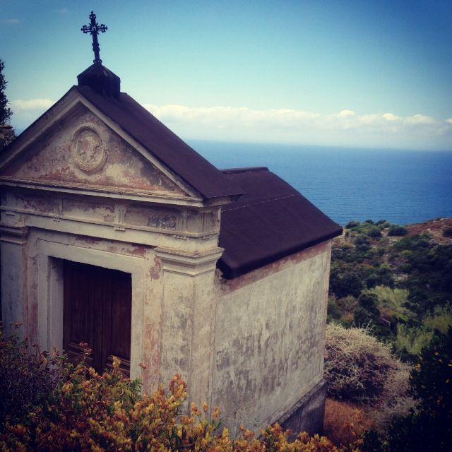 Sur une route du Cap Corse