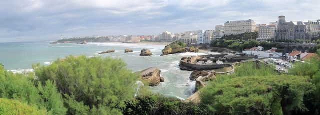 Biarritz - port des pêcheurs