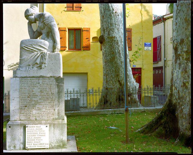 Raymond Depardon, Languedoc-Roussilon, Pyrénées-Orientales, Céret