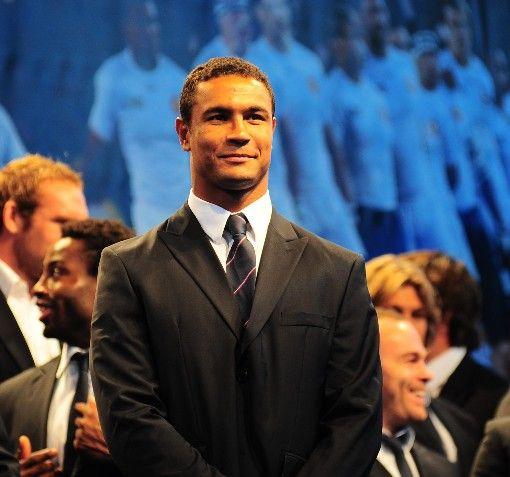 2011, Thierry Dusautoir est désigné joueur de l'année IRB