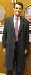 Sandro Gozi, homme politique italien