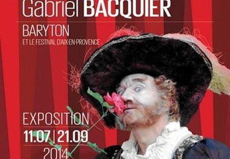 La Galerie Zola de la Cité du Livre à Aix en provence, accueille une exposition sur Gabriel Bacquier  © D.R.