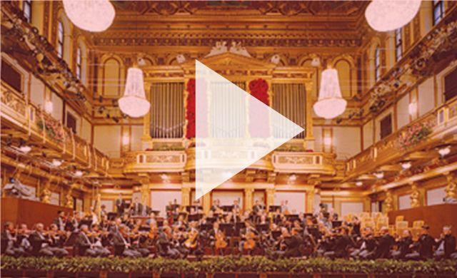 LIVE - Concert de l'Orchestre philharmonique de Vienne en direct depuis Sarajevo