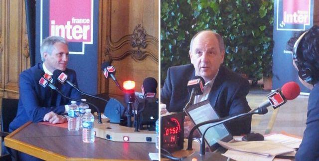 Joël Bruneau, Maire de Caen - Denis Pechanski, Historien