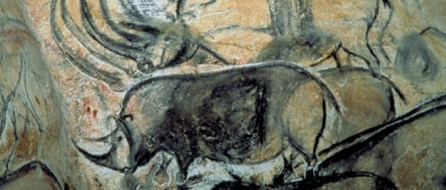La Grotte Chauvet vue par le dessinateur Jul