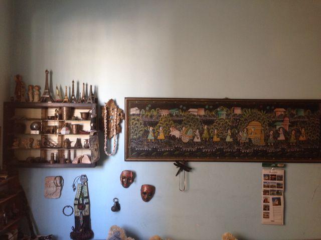 collection de tours eiffel chez Bahjat - père d'Amir