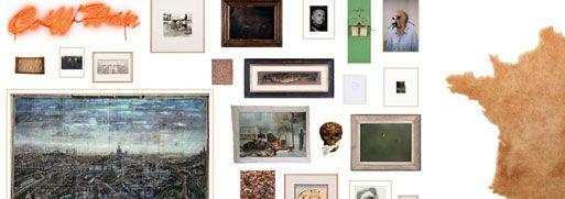 Antoine de Galbert-La maison rouge- expo Le Mur