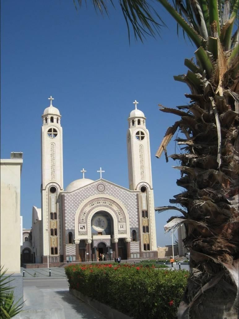 Eglise du nouveau monastère