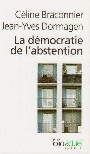 La démocratie de l'abstention