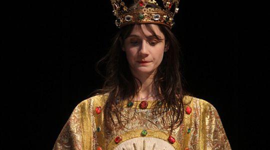 L'Annonce faite à Marie de Paul Claudel mis en scène par Yves Beaunesne