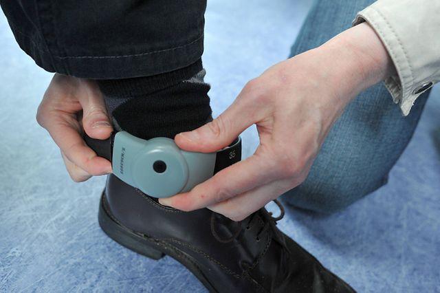 Moins de 10.000 personnes portaient un bracelet électronique en mars 2012, selon l'administration pénitentiaire.