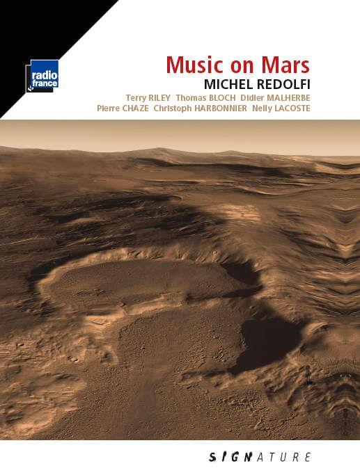 Musique sur Mars