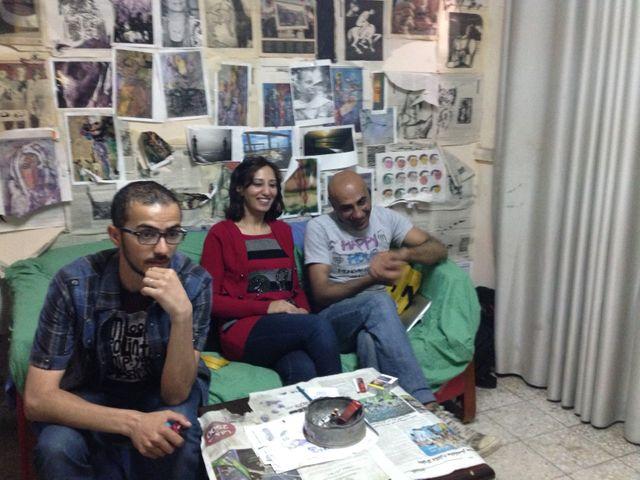 Khalil et ses amis