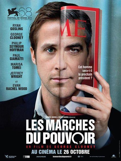 Les Marches du pouvoir de George Clooney