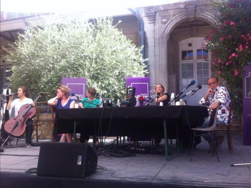 La Grande Table de l'été à Avignon
