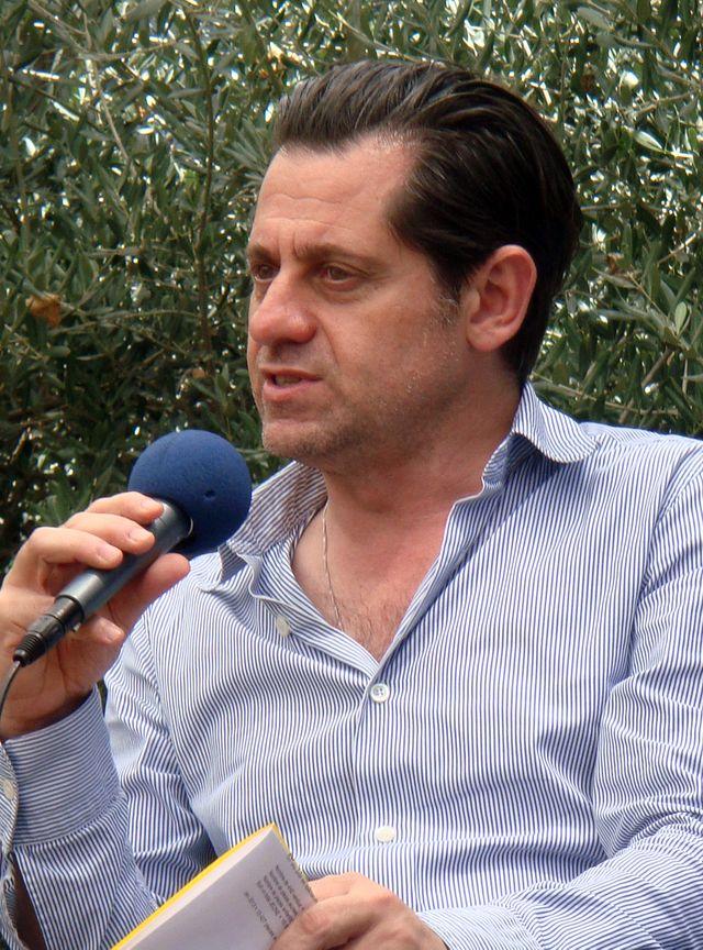 Olivier Py, le directeur du Festival d'Avignon