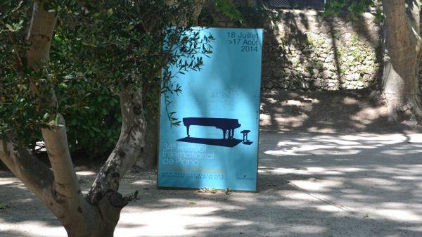 Au Festival de La Roque d'Anthéron : en attendant la Nuit du piano